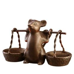 Mouse Jewelry Holder