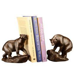 Bear Pair Bookends