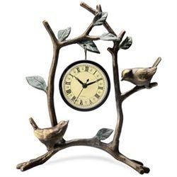 Love Birds Clock