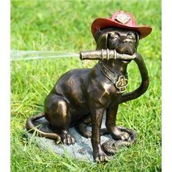 Fire Dog Garden Spitter