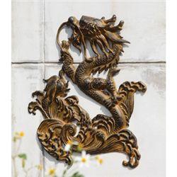 Dragon Wall Plaque
