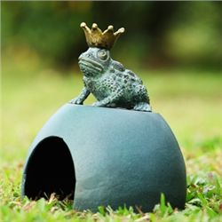 Frog Prince Toad House