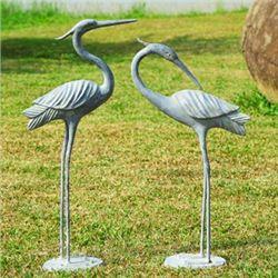 Heron Garden Sculptures
