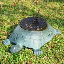 Turtle Sundial