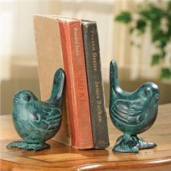Bird Bookends