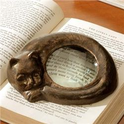 Cat Magnifying Glass