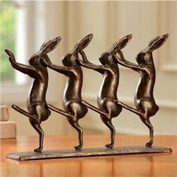 Rabbits On Parade