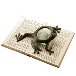Long Leg Frog Magnifier