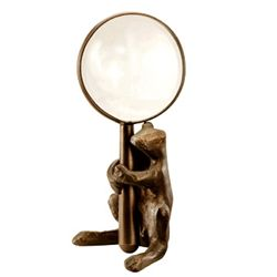 Magnifying Glass With Frog Holder