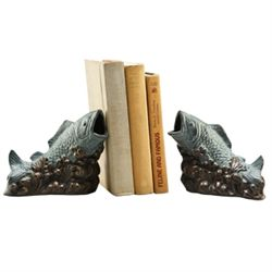 Fish Bookends
