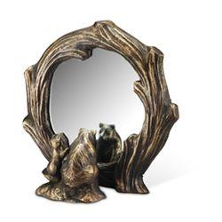 Bear Vanity Mirror