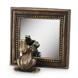 Frog Vanity Mirror