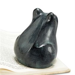 Frog Sculpture / Paperweight