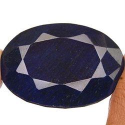 405 ct. Oval Sapphire Gemstone