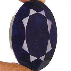 385 ct. Blue Sapphire Gem - African