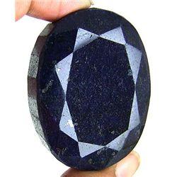 395 ct. Natural African Sapphire Gem