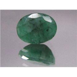 3.5 ct. NaturalEmerald Gemstone