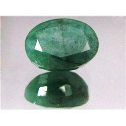 6 ct. Natural Emerald Gemstone
