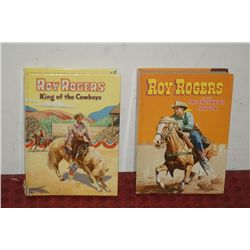 1954 ENCHANTED CANYON ROY ROGERS BOOK - NEAR MINT + KING & COWBOYS