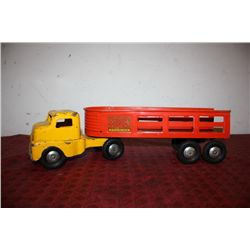 "TOY TRUCK - 17.5"" LONG - 5 "" HIGH"