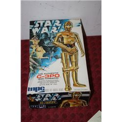 STAR WARS C-3PO NEW IN ORIG. BOX 1977