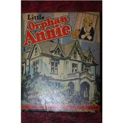 LITTLE ORPHAN ANNIE BOOK