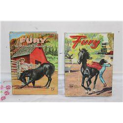 2 FURY - 1957 - 1959