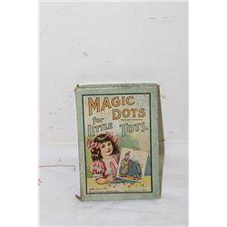 MAGIC DOTS - COMPLETE DATED 1907