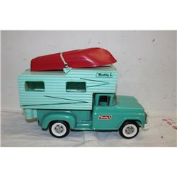 BUDDY L CAMPER - ORIG. BOX