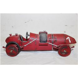 1910 DIE CAST REPLICA RACE CAR