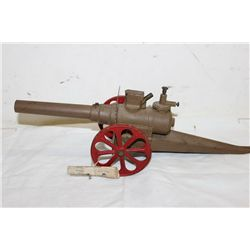 "BIG BANG CANNON #10 FC W/ PAPERS - 18"" - HEAVY METAL"