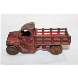 CAST IRON RACK TRUCK - ALL GOOD - 4.5""