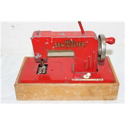 KAYanEE SEW MASTER BATTERY OPERATED