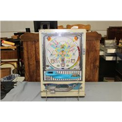 PINBALL GAME - STANDUP BY SANKYO - MADE IN JAPAN