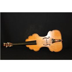 LITHUANIA VIOLIN HAND MADE BY ARTIST MATTHEW ORANTE 26""