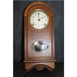 ANSONIA WALL CLOCK