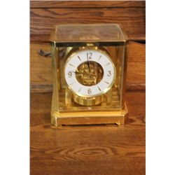 LECOULTRE ATMOS - SWISS MADE CLOCK - WORKS GREAT