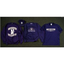 Northwestern Wildcats Sweatshirts Hat Wrestling Shirt