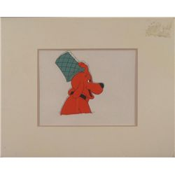 Clifford Big Dog Original Production Cel & Drawing