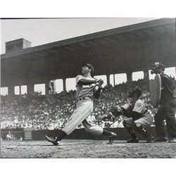 HUGE Joltin' Joe DiMaggio Yankees Photo Print