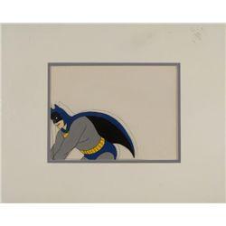 Batman Original Production Cel & Drawing