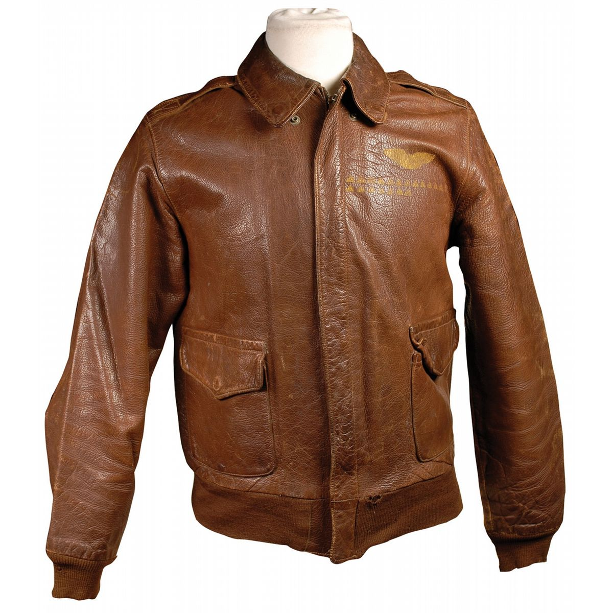 e1772a43c WWII Aviation: Flying Tigers'Hump' Flight Jacket