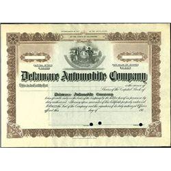 Delaware Automobile Company,