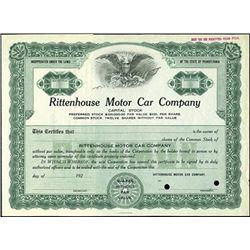 Rittenshouse Motor Car Company