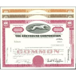 The Greyhound Corporation Assortment