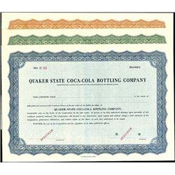 Quaker State Coca-Cola Bottling Company