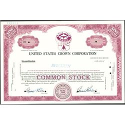 United States Crown Corporation