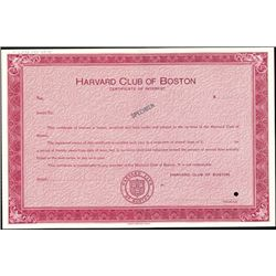 Harvard Club of Boston,