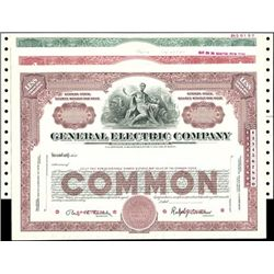 General Electric Co. Assortment