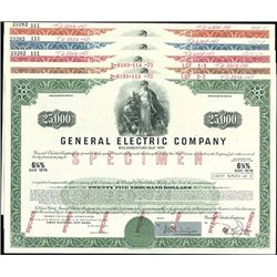General Electric Company Bonds. A Different Group,